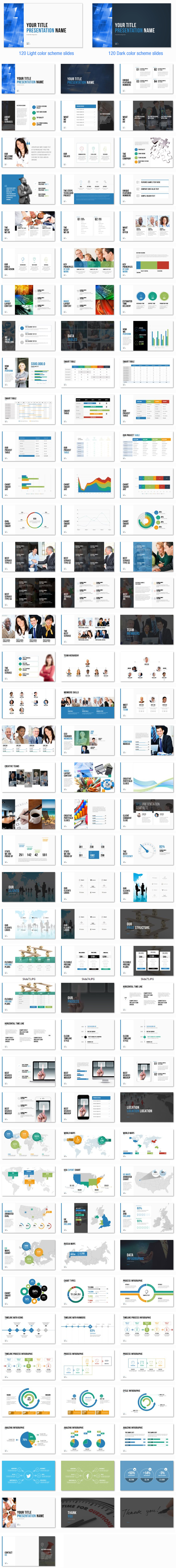 Complete Corporate Heads Up PowerPoint Presentation slides in Power Presentations