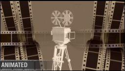 MOV0064 Widescreen PPT PowerPoint Video Animation Movie Clip