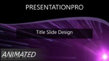 Abstract 0928 Widescreen PPT PowerPoint Animated Template Background
