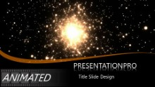 Abstract 0934 Widescreen PPT PowerPoint Animated Template Background
