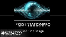 Animated Abstract 0006 Widescreen PPT PowerPoint Animated Template Background