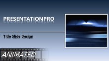 Animated Abstract 0053 Widescreen PPT PowerPoint Animated Template Background