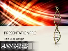 Download animated dna movement Animated PowerPoint Template and other software plugins for Microsoft PowerPoint