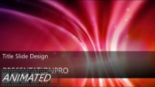 Abstract Light 2067 Widescreen PPT PowerPoint Animated Template Background