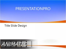 Animated Books Are 4 Learning PPT PowerPoint Animated Template Background