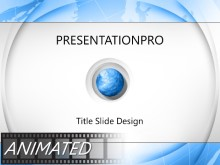 Download marble world Animated PowerPoint Template and other software plugins for Microsoft PowerPoint