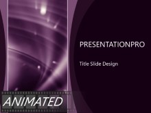 Animated Dense Light Vertical Light PPT PowerPoint Animated Template Background