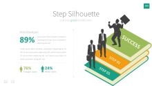 InfoGraphic 132 Multi PPT PowerPoint Info graphic Diagram