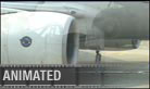 AirportFlightCheck (silent) - Widescreen PPT PowerPoint Video Animation Movie Clip