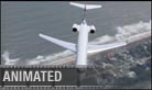 FlightCommercial (silent) - Widescreen PPT PowerPoint Video Animation Movie Clip