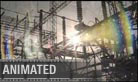 PowerGeneration (silent) - Widescreen PPT PowerPoint Video Animation Movie Clip