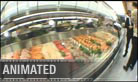 Supermarket (silent) - Widescreen PPT PowerPoint Video Animation Movie Clip