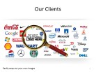 Clients We Want You PPT PowerPoint presentation slide layout