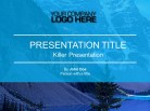 Cover Title 2 PPT PowerPoint presentation slide layout