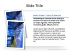 Photo Square 2 a PPT PowerPoint presentation slide layout