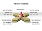 Pyramid Diagram 22 PPT PowerPoint presentation Diagram