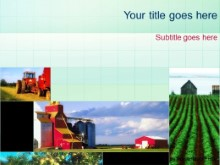 Download farm life PowerPoint Template and other software plugins for Microsoft PowerPoint