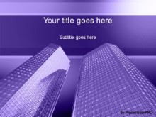 Download building 05 purple PowerPoint Template and other software plugins for Microsoft PowerPoint