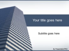 Download sky scraper angled PowerPoint Template and other software plugins for Microsoft PowerPoint