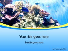 Download save our reefs PowerPoint Template and other software plugins for Microsoft PowerPoint