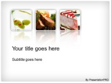 Download dinner date PowerPoint Template and other software plugins for Microsoft PowerPoint