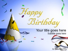 Download birthday PowerPoint Template and other software plugins for Microsoft PowerPoint