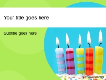 Download birthday wishes PowerPoint Template and other software plugins for Microsoft PowerPoint