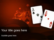 Download pocket aces PowerPoint Template and other software plugins for Microsoft PowerPoint