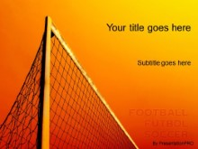 Download soccer goal PowerPoint Template and other software plugins for Microsoft PowerPoint