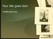 Download eiffel PowerPoint Template and other software plugins for Microsoft PowerPoint