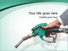 Download gas pump PowerPoint Template and other software plugins for Microsoft PowerPoint