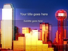 Download dallas PowerPoint Template and other software plugins for Microsoft PowerPoint