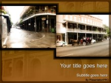 Download new orleans PowerPoint Template and other software plugins for Microsoft PowerPoint