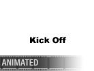 Download kickoff kerning w Animated PowerPoint Graphic and other software plugins for Microsoft PowerPoint