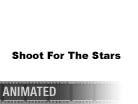 Download shootforthestars kerning w Animated PowerPoint Graphic and other software plugins for Microsoft PowerPoint