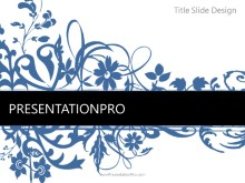 Download abstract organic flowers PowerPoint 2010 Template and other software plugins for Microsoft PowerPoint