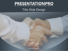 Download hand shake PowerPoint 2007 Template and other software plugins for Microsoft PowerPoint