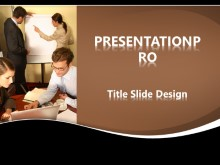 Download meet and discuss PowerPoint 2007 Template and other software plugins for Microsoft PowerPoint