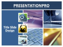 Download techno tiles PowerPoint 2007 Template and other software plugins for Microsoft PowerPoint