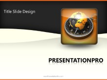 Download global travel compass PowerPoint 2010 Template and other software plugins for Microsoft PowerPoint