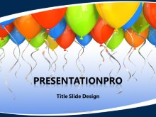 Download special ocassion balloons PowerPoint 2010 Template and other software plugins for Microsoft PowerPoint