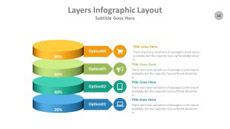 Circles Presentation PowerPoint Infographic