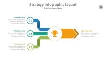 PowerPoint Infographic - Strategy Infographic Layout