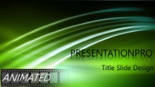 Abstract 0016 Widescreen PPT PowerPoint Animated Template Background