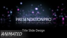 Abstract 0238 Widescreen PPT PowerPoint Animated Template Background