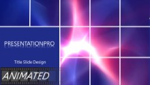 Animated Abstract 0015 Widescreen PPT PowerPoint Animated Template Background