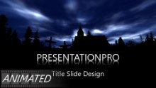 Animated Religious 0024 Widescreen PPT PowerPoint Animated Template Background