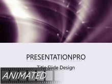 Download animation in motion purple Animated PowerPoint Template and other software plugins for Microsoft PowerPoint