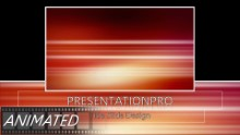 ABSTRACT NATURE 0018 Widescreen PPT PowerPoint Animated Template Background