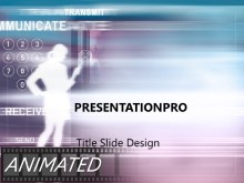Download dialup Animated PowerPoint Template and other software plugins for Microsoft PowerPoint